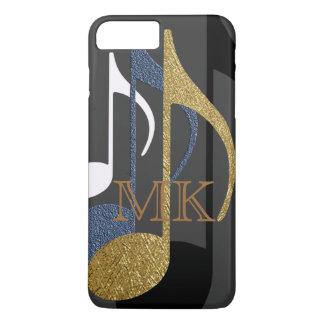amazing music notes graphic-design personalized iPhone 7 plus case