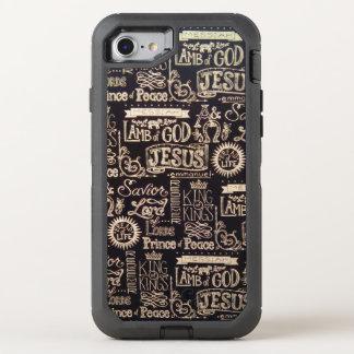 Amazing Names of Jesus! Otterbox Apple iPhone 7 OtterBox Defender iPhone 7 Case