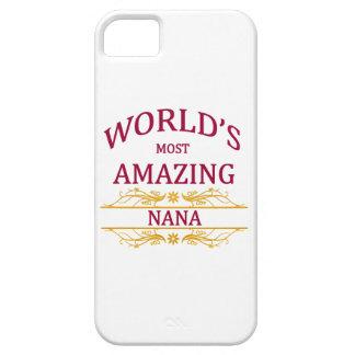 Amazing Nana iPhone 5 Cover