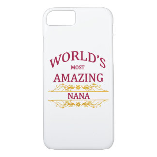 Amazing Nana iPhone 7 Case