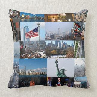 Amazing! New York City - Pro photos Cushion