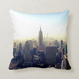 Amazing New York City Views Cushion