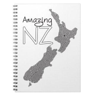 Amazing NZ notebook