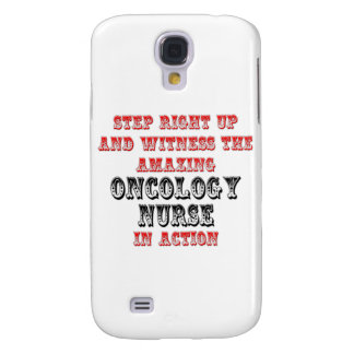 Amazing Oncology Nurse In Action Galaxy S4 Cover