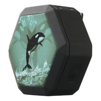 Amazing Orca Black Boombot Rex Bluetooth Speaker