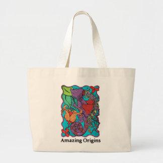 Amazing Origins Color Bag