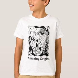 Amazing Origins Dragon T-Shirt