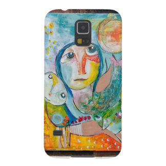 amazing paint on your phone galaxy s5 cover