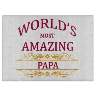 Amazing Papa Cutting Board
