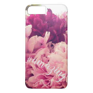 Amazing Peony Hashtag Phonecase iPhone 8 Plus/7 Plus Case