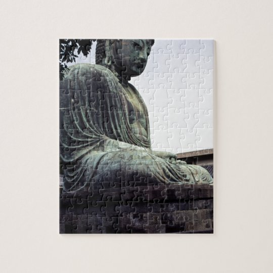 Amazing photo of Buddha Jigsaw Puzzle
