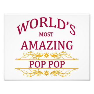 Amazing Pop Pop Art Photo