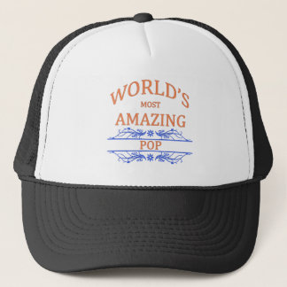 Amazing Pop Trucker Hat