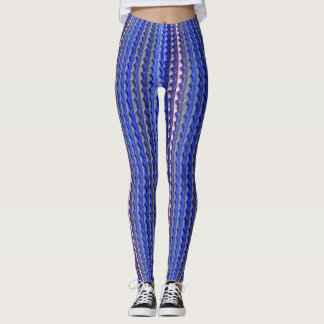 Amazing Psychedelic Print Colorful Leggings