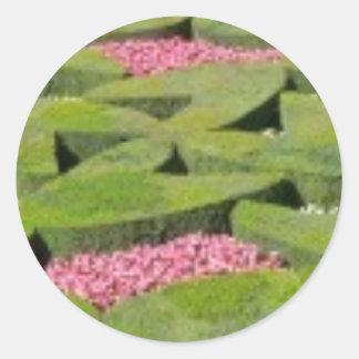 Amazing Round Sticker