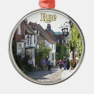 Amazing! Rye England Christmas Ornament