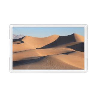 Amazing Shadows of Desert Acrylic Tray