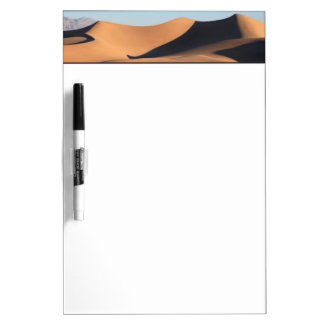 Amazing Shadows of Desert Dry Erase Board