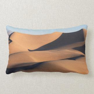 Amazing Shadows of Desert Lumbar Cushion