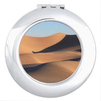 Amazing Shadows of Desert Makeup Mirror