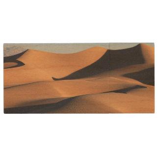 Amazing Shadows of Desert Wood USB Flash Drive