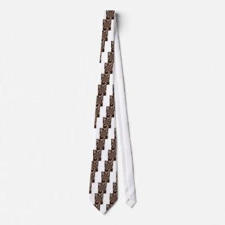 Amazing Snowman Tie