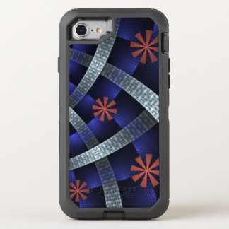 amazing stars and stripes OtterBox defender iPhone 8/7 case