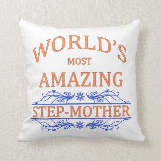 Amazing Step-Mother Throw Cushion