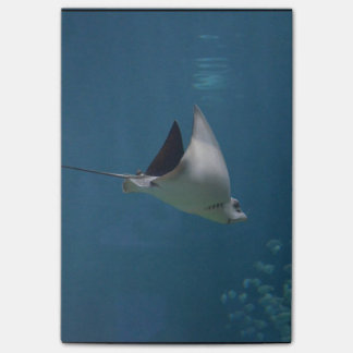 Amazing Stingray Post-it Notes