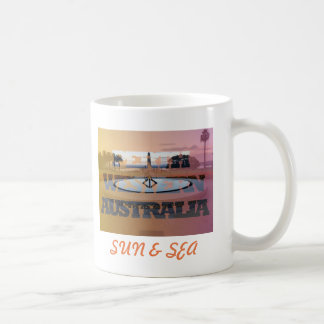 Amazing Sun and Sea. Perth, WA Coffee Mug
