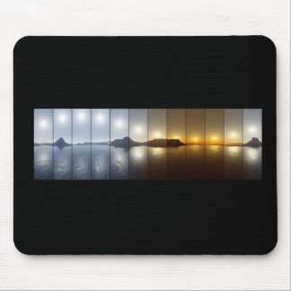 Amazing Sun Travel Mouse Mat