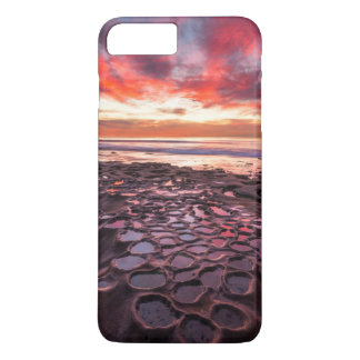 Amazing sunset at the tide pools iPhone 8 plus/7 plus case