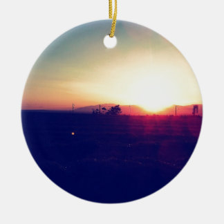 Amazing Sunshine Christmas Ornament