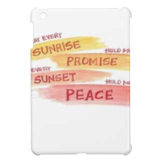 amazing sweet and adorable happy illustration case for the iPad mini