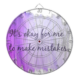 amazing sweet life saying with adorable typography dartboard