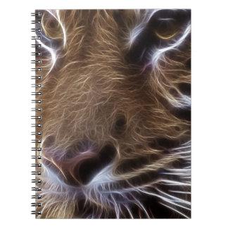 Amazing Tiger Notebooks