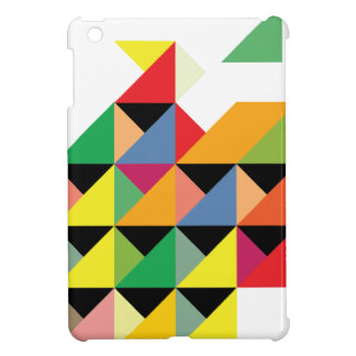 Amazing Triangle Print Hypnotic iPad Mini Case