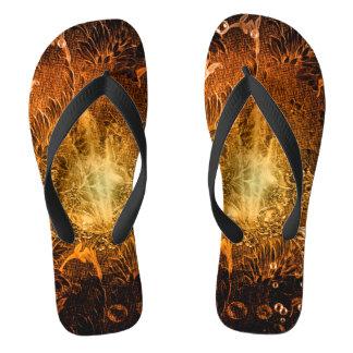 Amazing vintage design flip flops