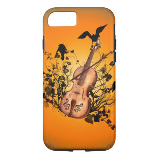 Amazing violing with bow iPhone 7 case