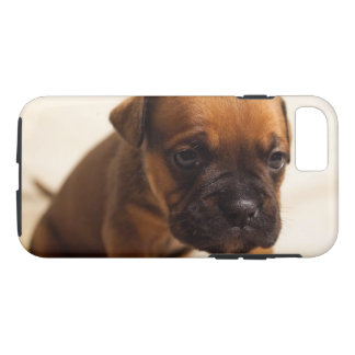 Amazingly cute little puppy iPhone 7 Tough case