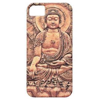 Amazingly Detailed Copper Buddha iPhone 5 Cases