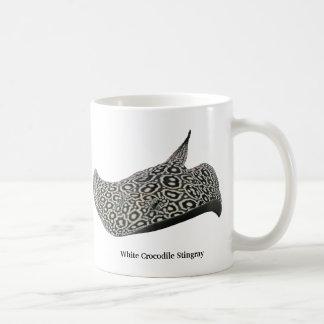Amazon Freshwater Stingray Basic White Mug