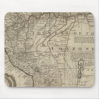 Amazon in Peru Mouse Mat