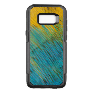 Amazon Parrot Feather Abstract OtterBox Commuter Samsung Galaxy S8+ Case