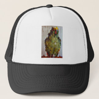 Amazon Parrot Trucker Hat