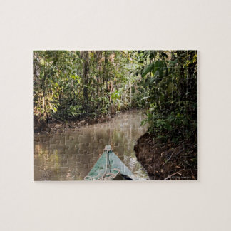Amazon Rainforest, Puerto Maldanado, Peru. Puzzle