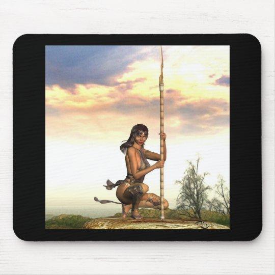 Amazon Warrior Mousepad