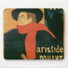 Ambassadeurs: Aristide Bruant, 1892 Mouse Mat