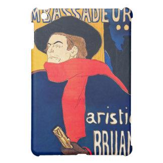 Ambassadeurs Aristide Bruant dans son Cabaret Cover For The iPad Mini