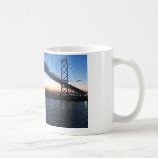 Ambassador Bridge Canada Basic White Mug